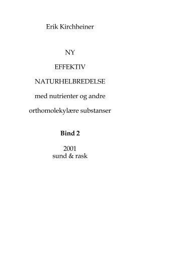 Effektiv Naturhelbredelse Bind 2 - MayDay