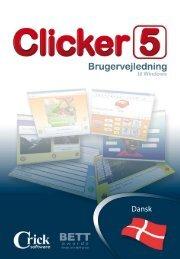 Clicker 5 Brugervejledning - PU- Randers