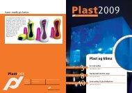 Plast og klima - Plastindustrien