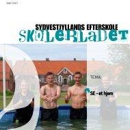 Se - et hjem - Sydvestjyllands Efterskole