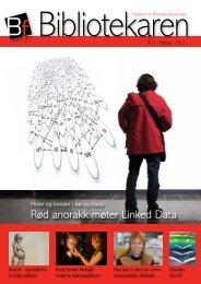 Rød anorakk møter Linked Data - Bibliotekarforbundet