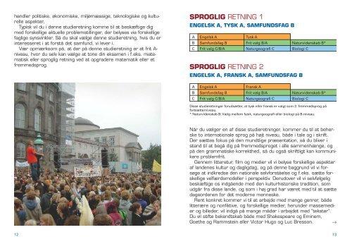 Vælg din studieretning på BG - Birkerød Gymnasium, hf, IB og ...