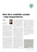 Fagblad 10/2005 - Fængselsforbundet - Page 3