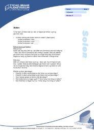 Solen.pdf - Tycho Brahe Planetarium