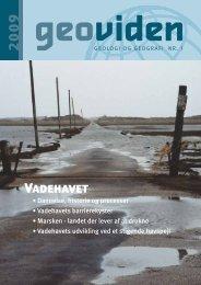 Vadehavet - Geocenter København