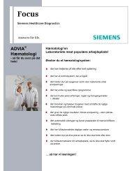 Focus Hemalink del 2 - Siemens