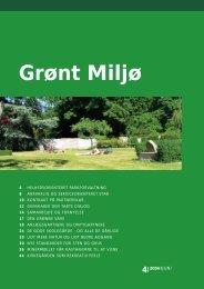 4 - Grønt Miljø