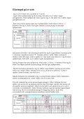 Veiledning i utfyllesle av volleyball kampskjema (aldersklasser) - Page 5
