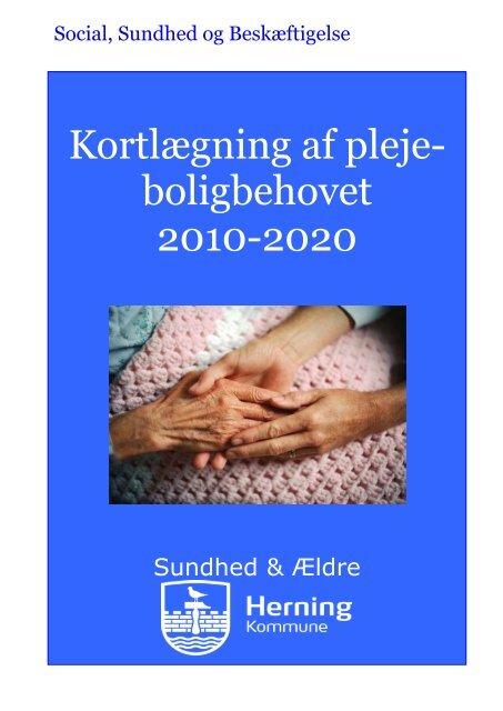 Plejeboligplan 2010-2020 - Herning Kommune