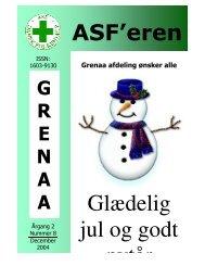 Nr. 8 - December 2004 - Dansk Folkehjælp Djurs-Randers afd.