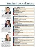 Pobierz broszurę - Szkoła Biznesu Politechniki Warszawskiej - Page 6