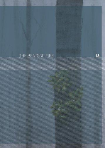the Bendigo fires - 2009 Victorian Bushfires Royal Commission