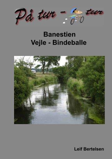 Banestien Vejle - Bindeballe - lgbertelsen.dk