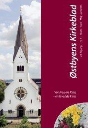 Nummer 1. Marts til juni - Vor Frelsers Kirke, Vejle