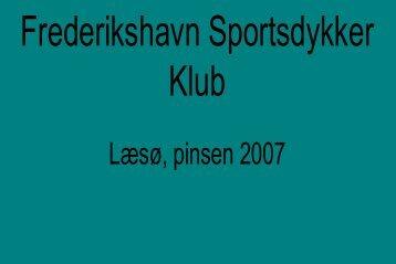 Læsø tur 2007