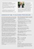 ledelse av film, tv og scene-produksjon - Handelshøyskolen BI - Page 2
