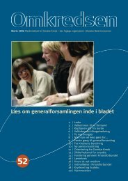 Læs om generalforsamlingen inde i bladet - Union in Nordea