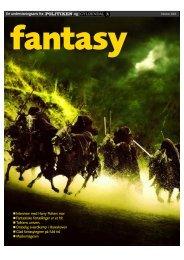 fantasy - Gyldendal