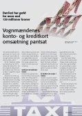 Tema om taxi i Region Hovedstaden - TaxiDanmark - Page 3