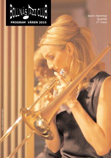 2010 våren i PDF-format - Bollnäs Jazz Club