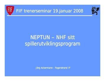 NEPTUN-programmet