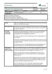 Miljønetværk Syd Anerkendelse af ISO- og EMAS-virksomheder ...