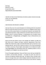Die Predigt herunterladen - Evangelisch-Lutherische Kirche in Bayern