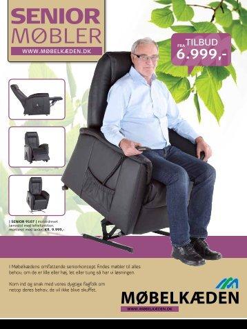 Se vor seneste brochure over Senior Møbler og ... - Seniorshop.dk