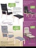 Se vor seneste brochure over Senior Møbler og ... - Seniorshop.dk - Page 6