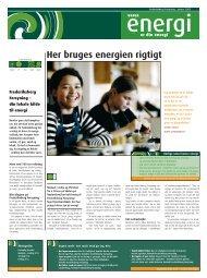 Her bruges energien rigtigt - Frederiksberg Forsyning