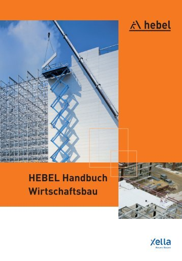 HEBEL Handbuch Wirtschaftsbau