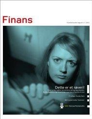 Finans maj i pdf-format - Union in Nordea