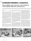Første danske kajak OL-kvalificeret Danmarksturnering i kajakpolo ... - Page 6