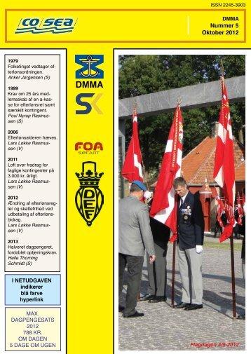 Nummer 5 Oktober 2012 - CO-SEA