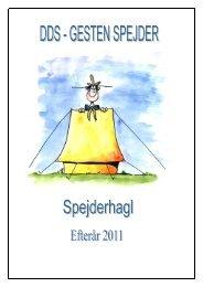 Spejdernes lejr - Gesten Spejder