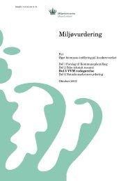 VVM redegørelse del_3 - Hvidovre Kommune