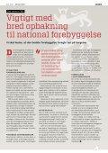 Eektiv kommunikation da meteorregn ramte Sjælland - Page 3