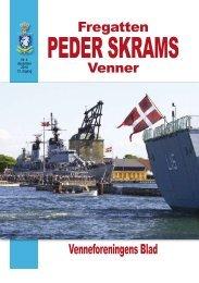 Flådens historie 1945- 1989 - Peder Skrams Venner