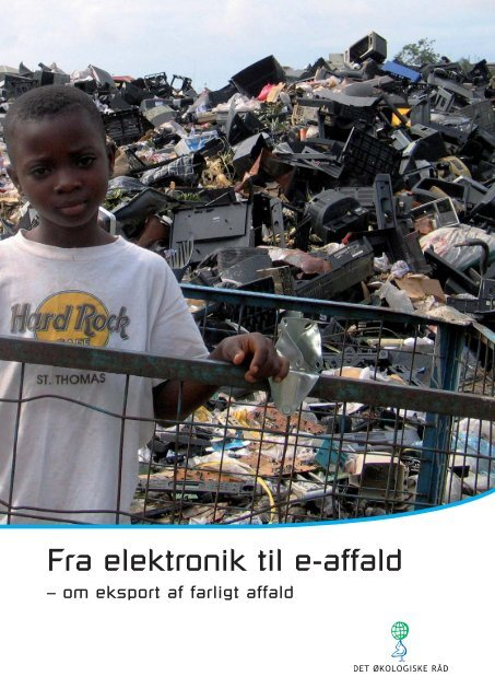 Fra elektronik til e-affald - Emu