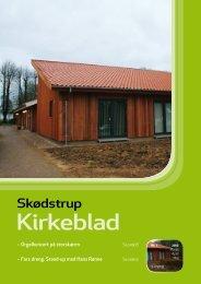 Kirkeblad 1,2012.pdf - Skødstrup Kirke