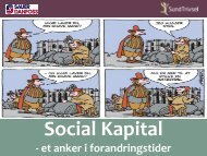 522: Social kapital i vækst