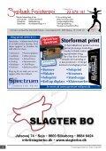 Foreningsnyt nr. 10/2009 - Sejs Svejbæk Idrætsforening - Page 4
