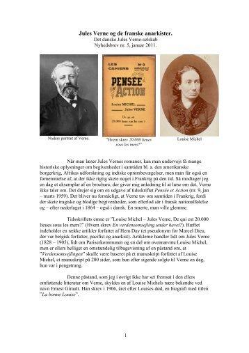 Jules Verne og de franske anarkister. - Lejf Rasmussen
