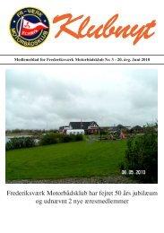 Klubbladet juni 2010 - Frederiksværks Motorbådsklub