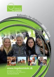 100224 12 mdr. vægkalender 09/10.indd - Ringe Kost - og Realskole