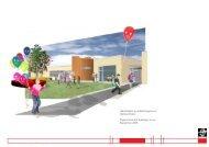 Glumsø skole- Helhedsplan - Godt skolebyggeri