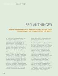 Hent kapitlet Beplantninger (pdf)