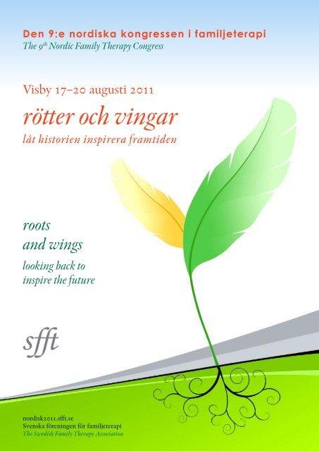 SFT – Svensk Familjeterapi nr 3-4 2010 - Svenska föreningen för ...