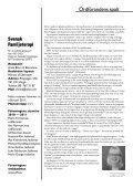 SFT – Svensk Familjeterapi nr 3-4 2010 - Svenska föreningen för ... - Page 3