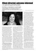 SFT – Svensk Familjeterapi nr 3-4 2010 - Svenska föreningen för ... - Page 5